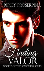 Finding Valor: A Reverse Harem Romance (The Searchers Book 2)