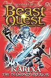 Karixa the Diamond Warrior: Series 18 Book 4 (Beast Quest 98)