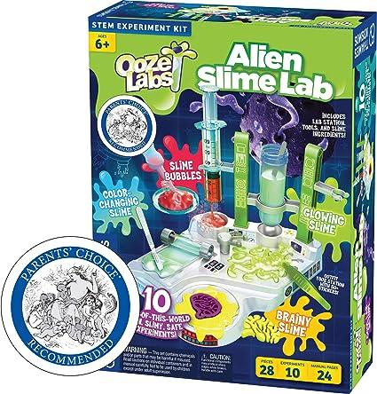 Thames And Kosmos Slime Kit Ciencia de tiempo