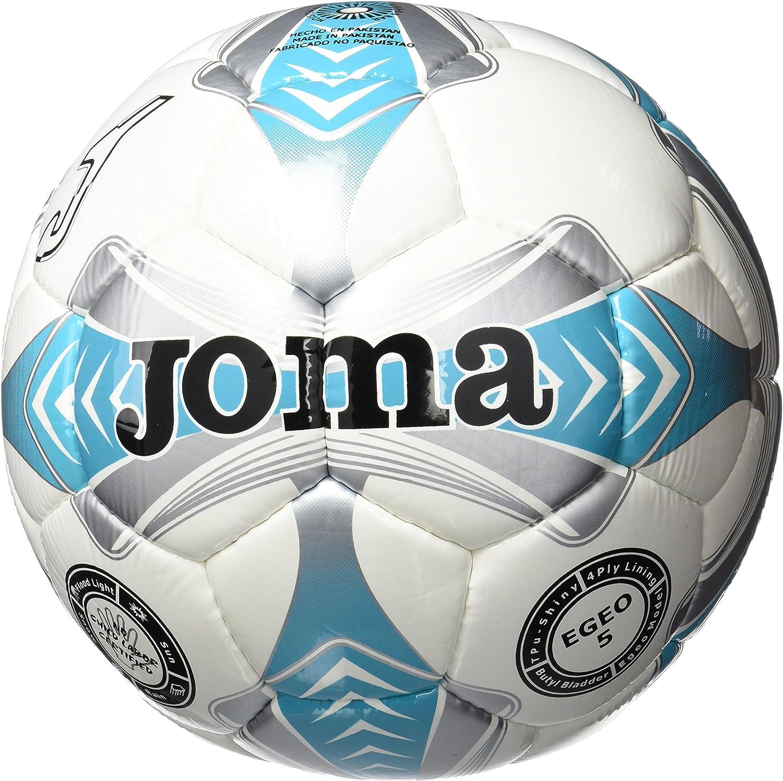 Joma Egeo 5 Balón, Blanco, T5: Amazon.es: Deportes y aire libre