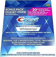 Crest 3d White Whitestrips Professional Effects, 20 Treatments + Bonus 20% More, 24 Count