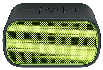 7056b60c7a1 Logitech UE Mobile Boombox Bluetooth Speaker and Speakerphone - Yellow  Grill/Black