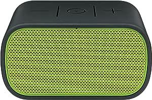 Logitech UE Mobile Boombox Bluetooth Speaker and Speakerphone - Yellow Grill/Black