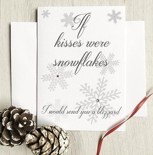 Amazon handmade christmas card sentimental christmas card handmade christmas card sentimental christmas card quote christmas card romantic christmas card m4hsunfo