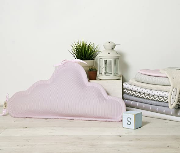 Amazon Pink Cloud Pillow Decorative Crib Back Cushion Nap Fascinating Decorative Crib Pillows