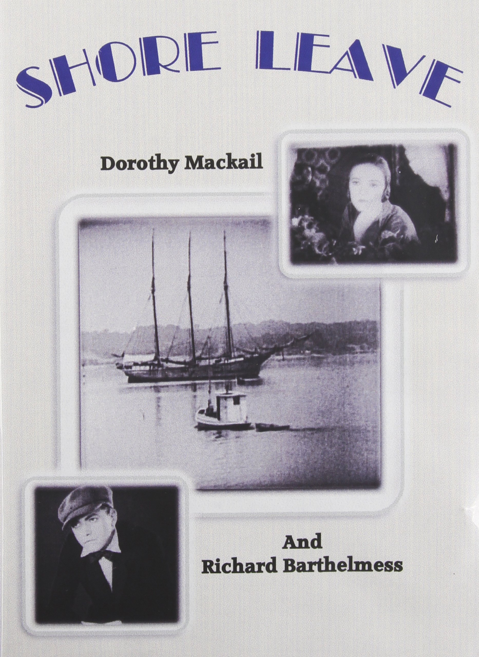 DVD : Shore Leave (Black & White, Silent Movie)