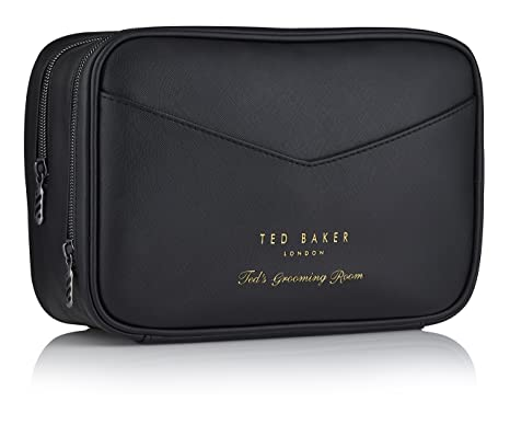 4bb862a00 Ted Baker Ted s Grooming Room The Full Ted Regime Gift Set and Wash Bag   Amazon.co.uk  Luxury Beauty