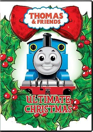 Amazon.com: Thomas & Friends: Ultimate Christmas: David Mitton ...