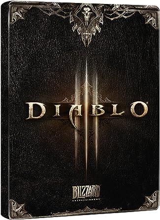 Diablo III: Steelbook [Importación Italiana]: Amazon.es: Videojuegos