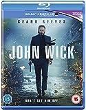 John Wick [Blu-ray] [2015] [Region Free]