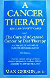 A Cancer Therapy: Results of 50 Cases