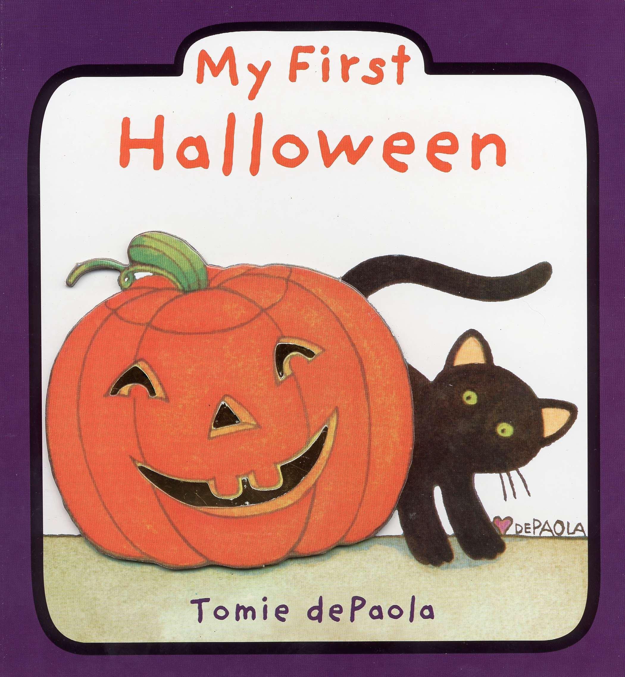 Read Online My First Halloween ebook
