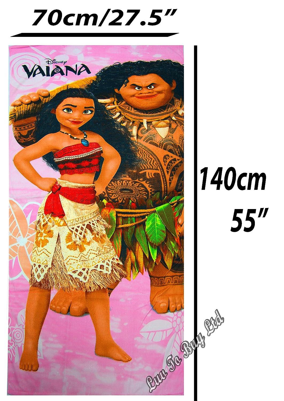 Disney .Vaiana Vaiana Moana, Sonnenbrille und Brieftasche Set, offiziell lizenziert