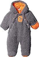 U.S. Polo Assn. Baby Boys' Coral Fleece Faux Fur Pram
