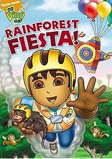 go diego go rainforest fiesta