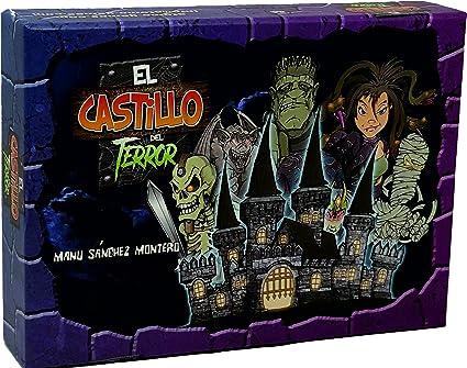 El Castillo Del Terror Juego De Mesa Amazon Es Juguetes Y Juegos