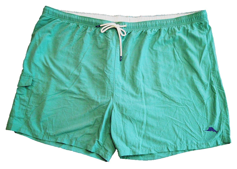 7856cff87f7a64 Tommy Bahama Naples Coast BT Men's Swim Trunks, Castaway Green, 4XL |  Amazon.com