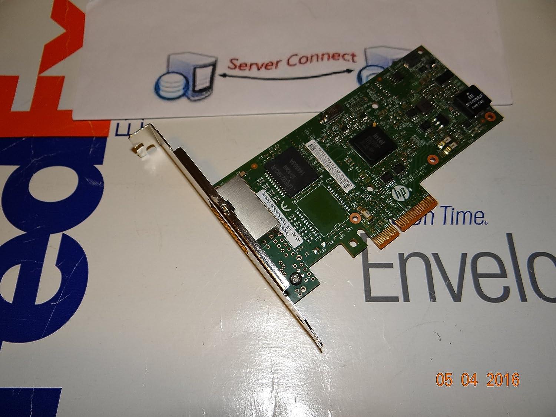 Hp 331T Quad Port 1g Ethernet Network Adapter 649871-001 647592-001
