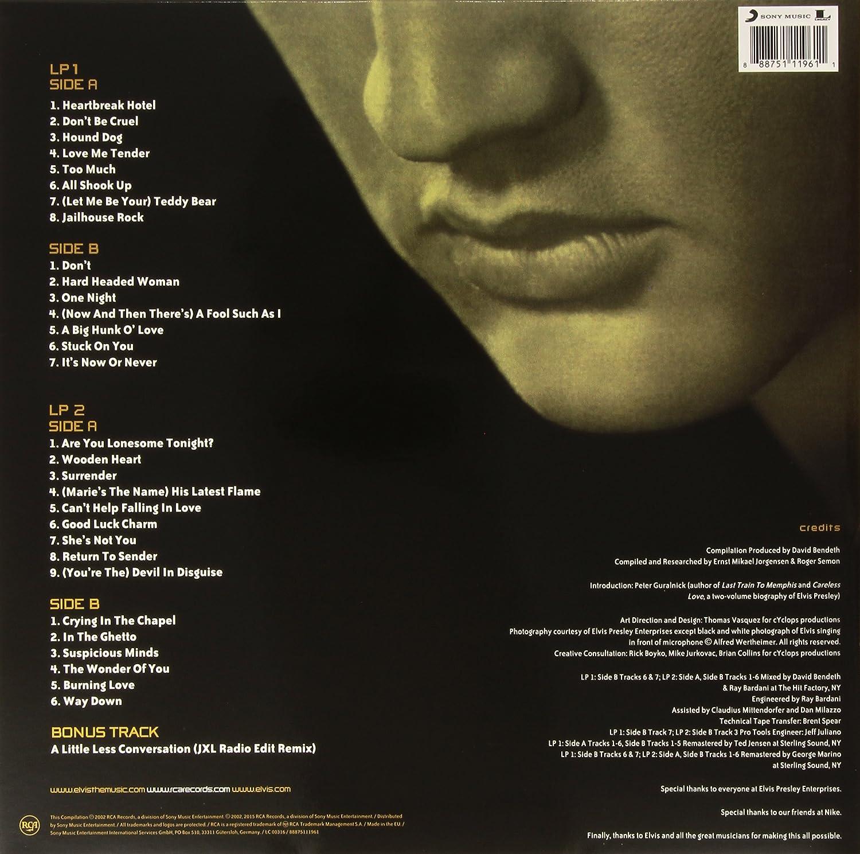 Elvis: 30 #1 Hits : Elvis Presley: Amazon.es: Música
