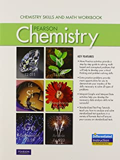Reading and study workbook for chemistry teachers edition pearson chemistry 2012 student edition chemistry skills and math workbook grade 11 fandeluxe Choice Image