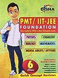 PMT/IIT: JEE Foundation for Class 6(Physics/chemistry/Biology/mathematics/ Mental Ability/Aptitude)