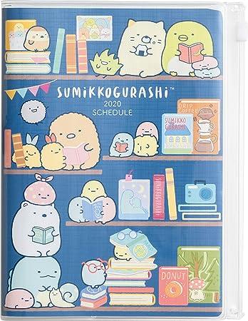 Amazon.com: San-X Sumikko Gurashi 2020 - Agenda (formato B6 ...