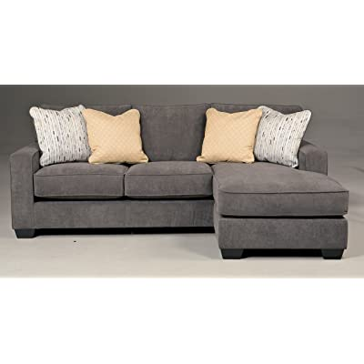 Amazon Com Broyhill Veronica Sectional Sofa With Left Arm
