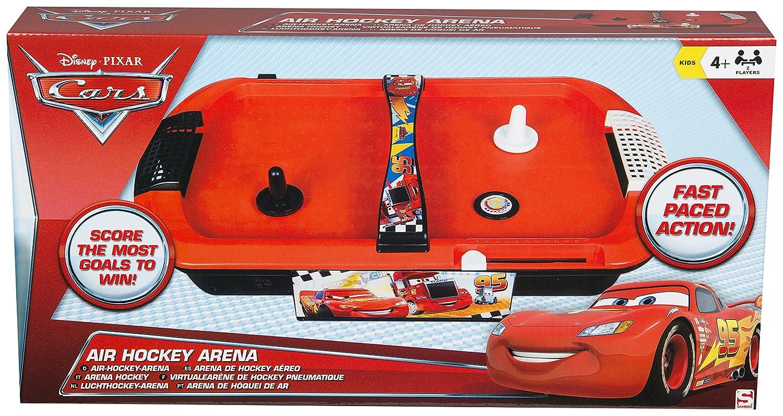 Disney Pixar Cars Air Hockey Arena Boys Kids Childrens 2 Player Fun Game Gift New Sambro