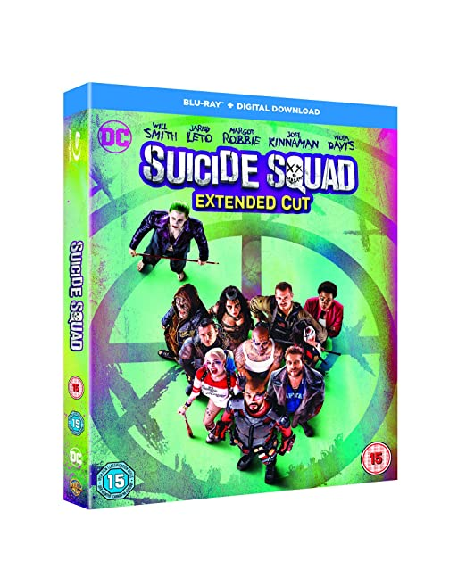 suicide squad extended cut free download