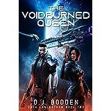 The Voidburned Queen: A FiveFold Universe Novel (Zack Lancestrom Book 2)