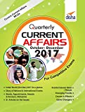 Quarterly Current Affairs - October to December 2017 for Competitive Exams - Vol. 4