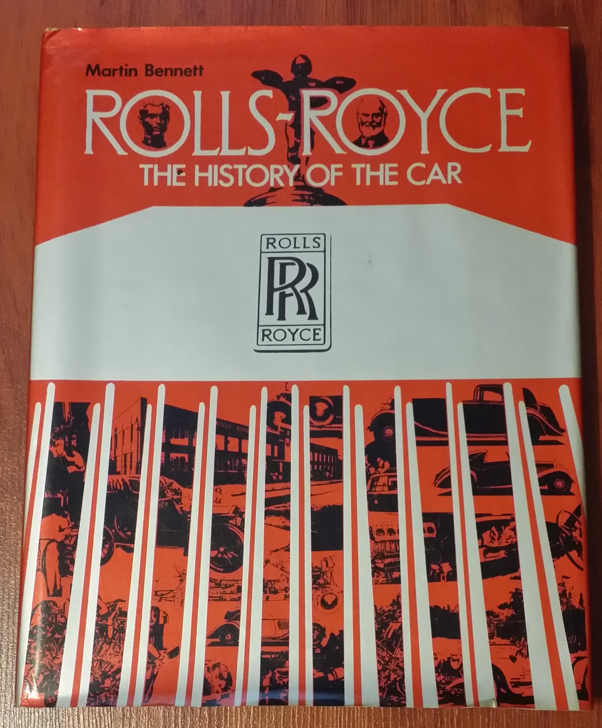 Rolls royce the history of the car martin bennett 9780668036191 rolls royce the history of the car martin bennett 9780668036191 amazon books fandeluxe Choice Image