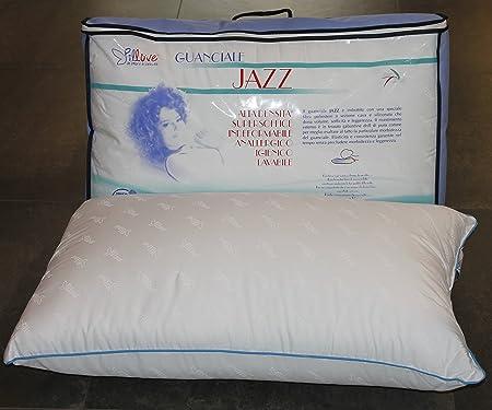 Pillove Cuscini.Il Guanciale Jazz Pillove Supersoffice Alta Densita Cuscino In