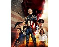 Capitão América: O Primeiro Vingador - Steelbook [Blu-Ray]
