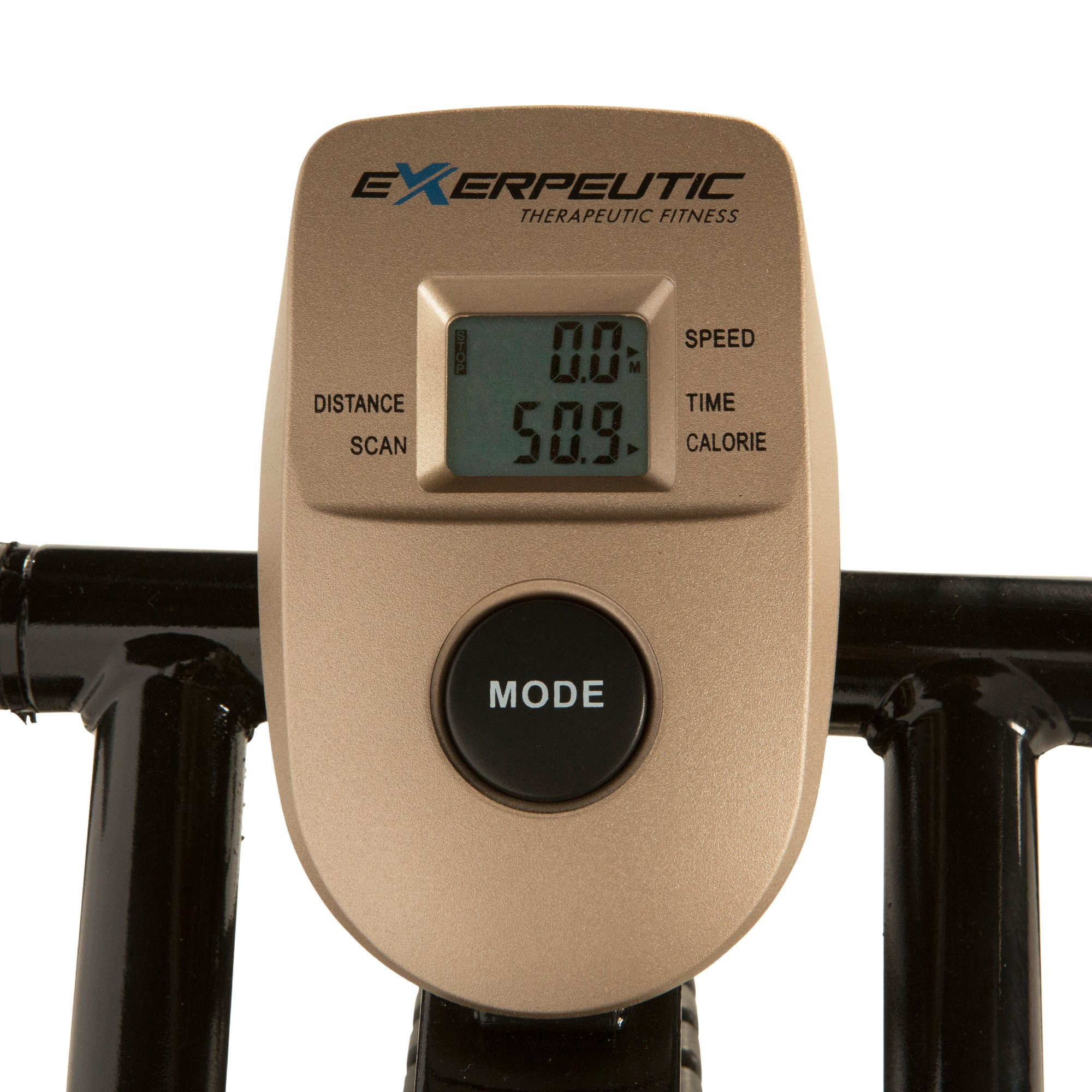 Exerpeutic Gold Elliptical and Exercise Bike Dual Trainer by Exerpeutic (Image #5)
