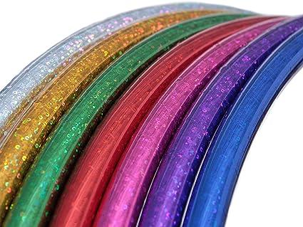 Ø 60//70//80 cm Kids Hula Hoop glitter colors