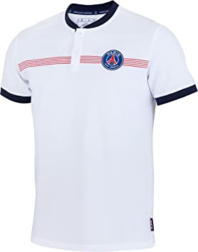 Paris Saint Germain Polo Oficial Talla Hombre, Hombre, Blanco, L ...