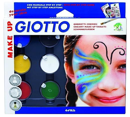 14 opinioni per Giotto 4701 00- Lyra, Ombretti cremosi per corpo e viso, idrosolubili