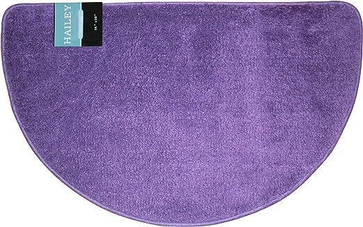 Kashi Home Hailey Collection Rectangle Plush Bath Rug Lime 30 X 18 Decorative Bathroom Rug