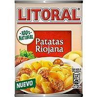 Litoral - Patatas Riojana - Pack de 5