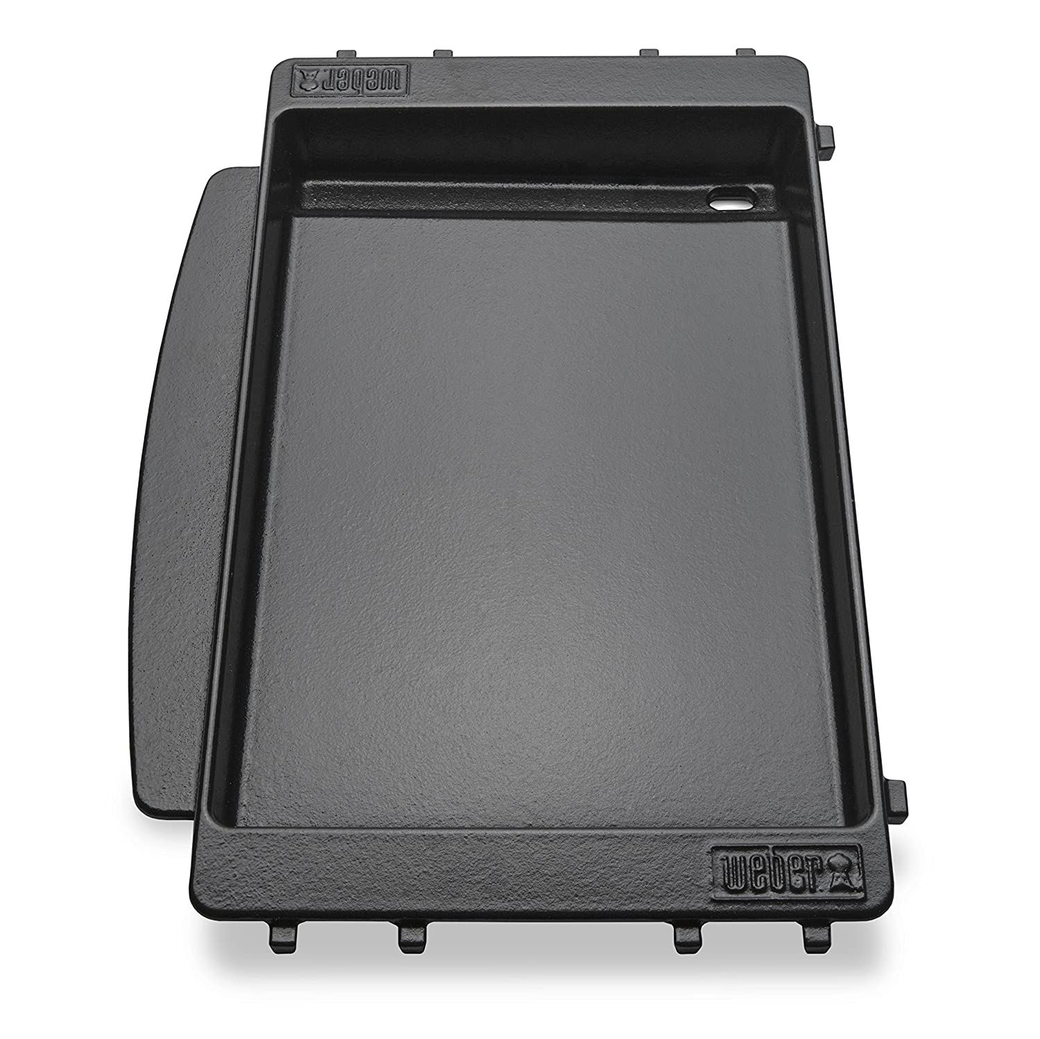 Weber 7658 Grill Griddle, Black