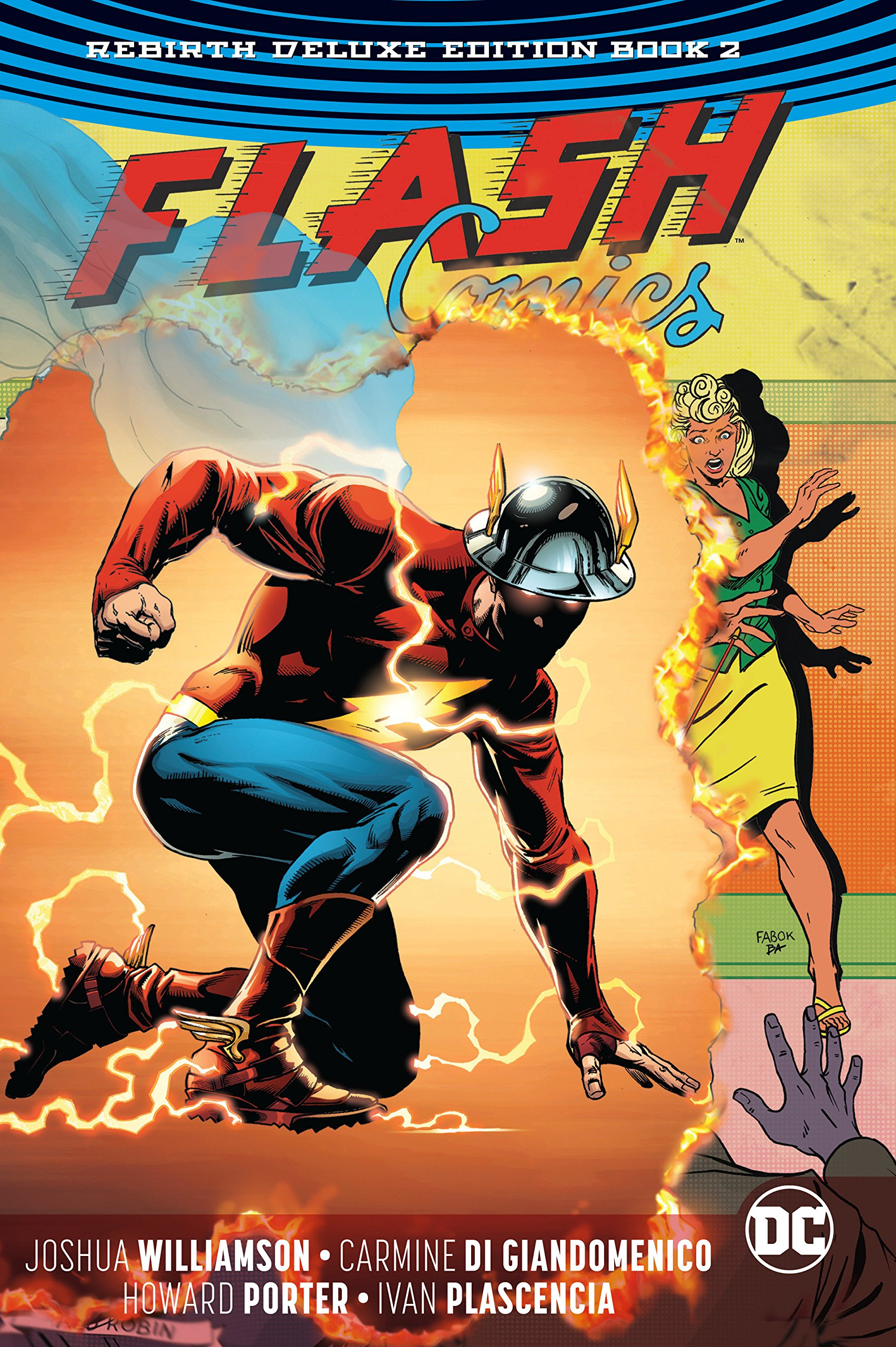 Read Online The Flash: The Rebirth Deluxe Edition Book 2 (Flash: Rebirth) pdf epub