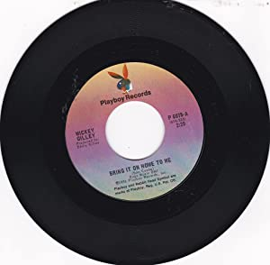 45vinyl BRING IT ON HOME TO ME / HOW'S MY EX TREATING YOU (7