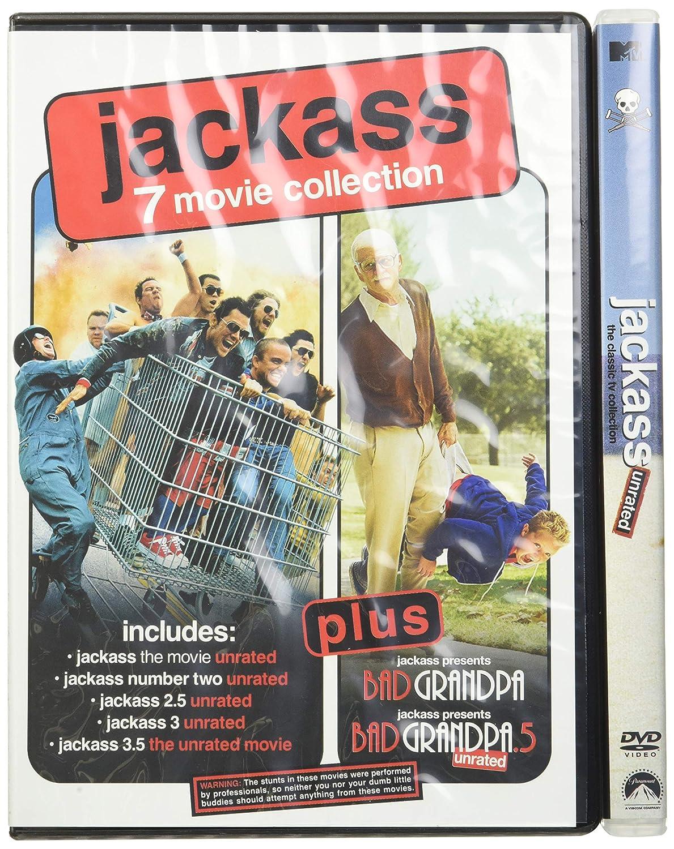 Jackass Tv & Film Collection [Edizione: Stati Uniti] [DVD]