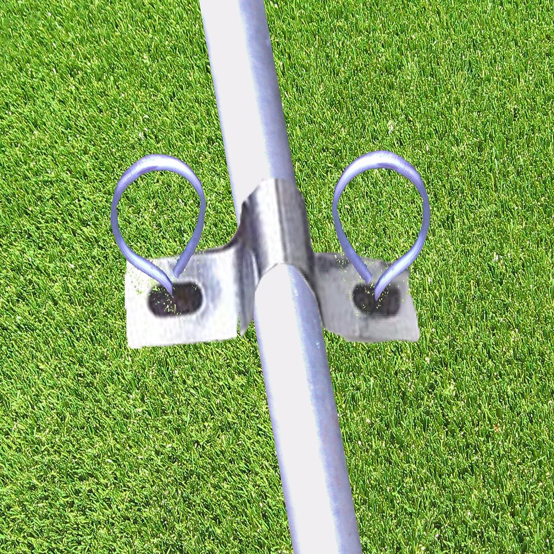 Kit d ancrage au sol ruban rembourré de protection pour