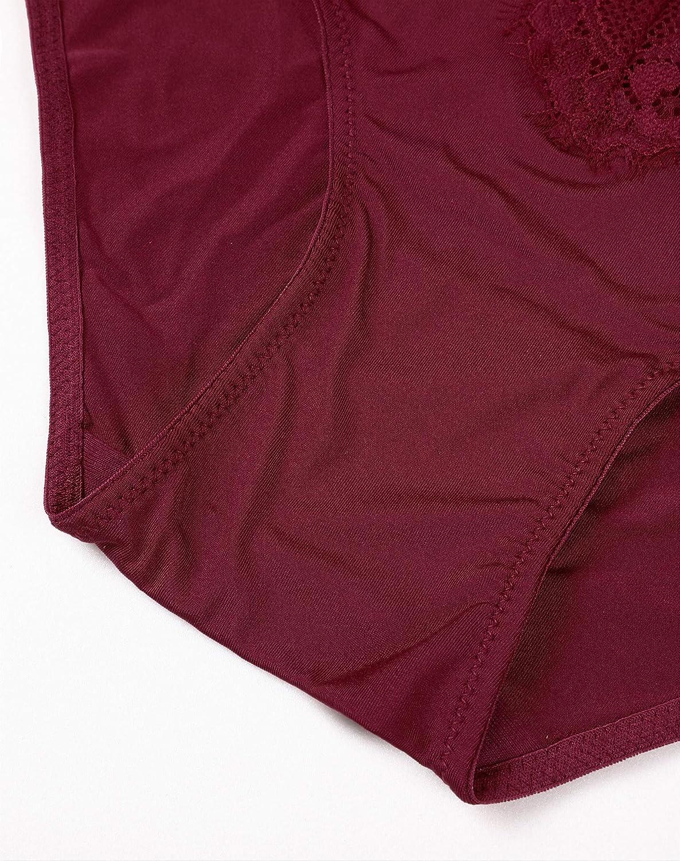 V FOR CITY Unterhosen Damen Unterw/äsche Tanga Hipster Spitze Slip