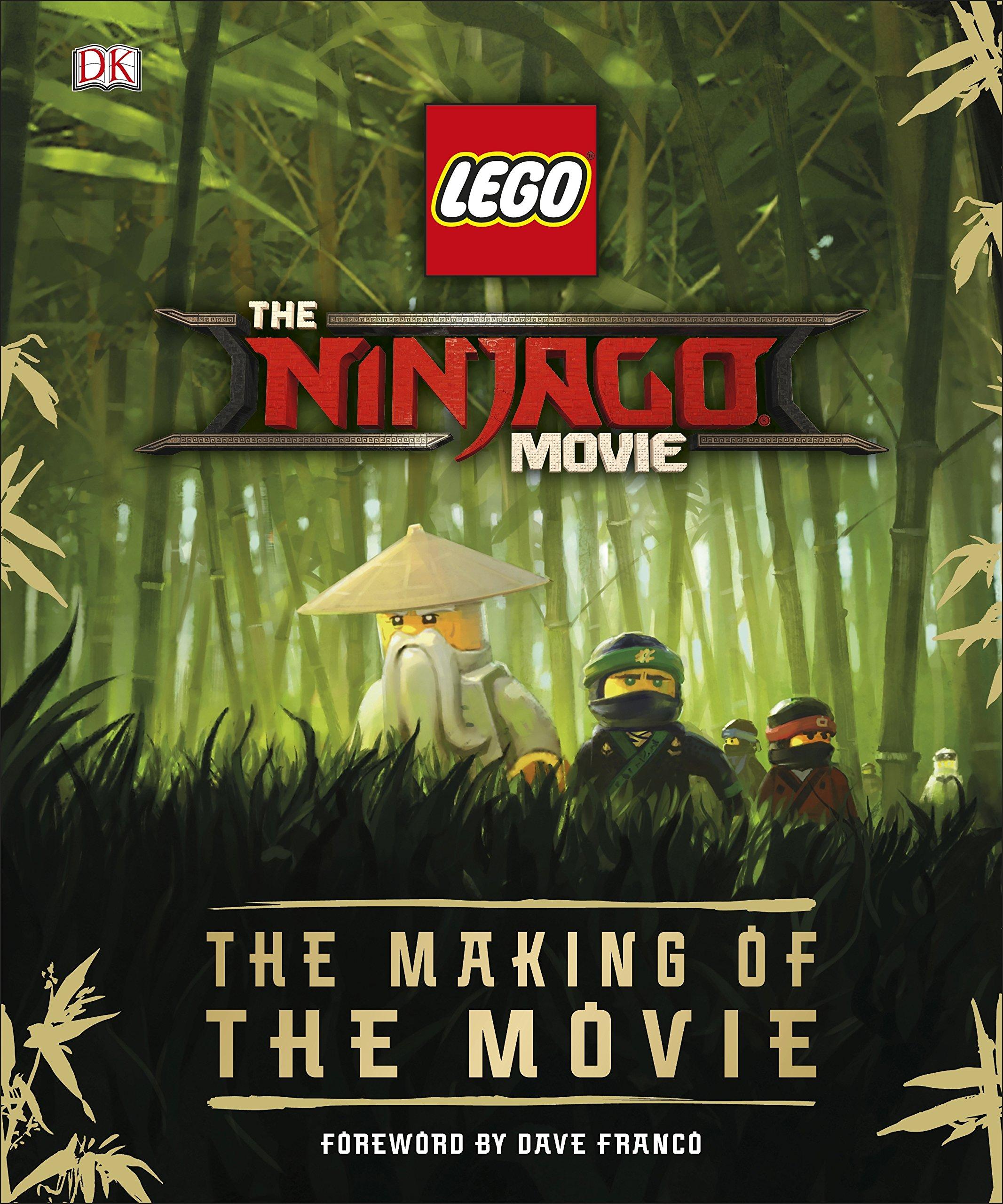 The LEGO (R) NINJAGO (R) Movie (TM) The Making of the Movie ...