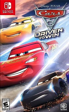 Cars 3 Driven to Win Nintendo Switch Game: Amazon.es: Videojuegos