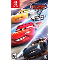 Warner Home Video Games Cars 3: Driven to Win for Nintendo Switch