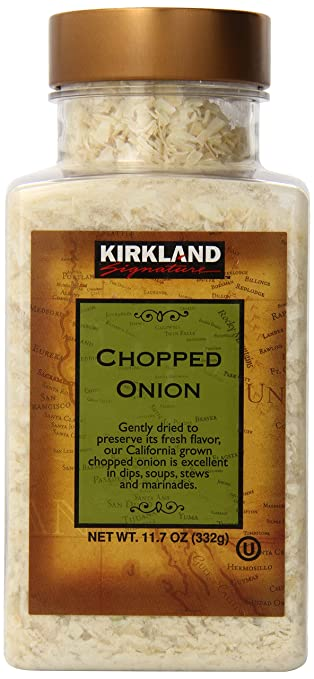 Onion, Dried